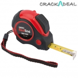 Auto Locking 3m/10ft Metric/imperial Measuring Tape