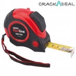 Auto Locking 5m/16ft Metric/imperial Measuring Tape