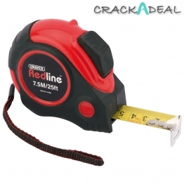 Auto Locking 7.5m/25ft Metric/imperial Measuring Tape