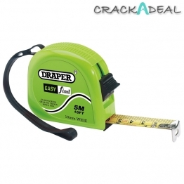 Measuring Tapes (5m/16ft) (easy Find)