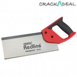 Soft Grip Hardpoint Tenon Saw (250mm)