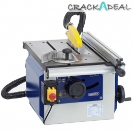 200mm 1100w 230v Cast Iron Table Saw