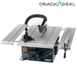 250mm 1800w 230v Extending Table Saw