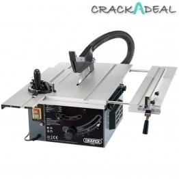 250mm 1800w 230v Sliding Table Saw