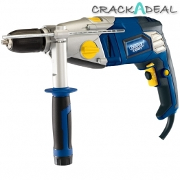Hammer Drill With Keyless Chuck (1050w)