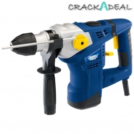 Sds+ Rotary Hammer Drill Kit (1500w)