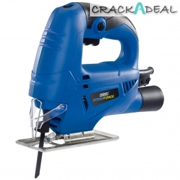 Storm Force® Variable Speed Jigsaw (400w)