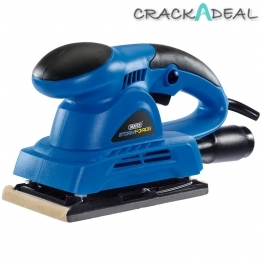 Storm Force® 1/3 Sheet Orbital Sander (135w)