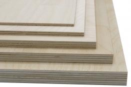 Birch Plywood Bb Grade 2440mm X 1220mm