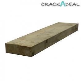 Sawn Timber Regularised Treated C16/c24 75mm X 200mm X 6.0m