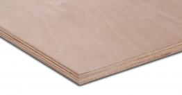 Fire Retardant Plywood 2440mm X 1220mm (8ft X 4ft)