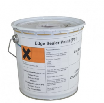 Edge Sealer Paint Suitable For Sealing Rhino Board, Hexadeck And All Plywood Panels