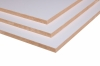 18mm White Mdf Melamine Faced Moisture Resistant