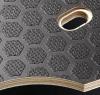 Phenolic Plywood Hexa Pattern Black Anti Slip Mesh Plywood